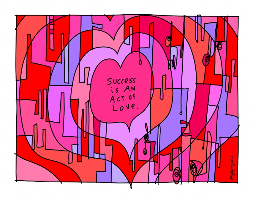 Art by gapingvoid.